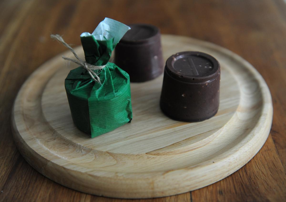 Шоколадово сапунче