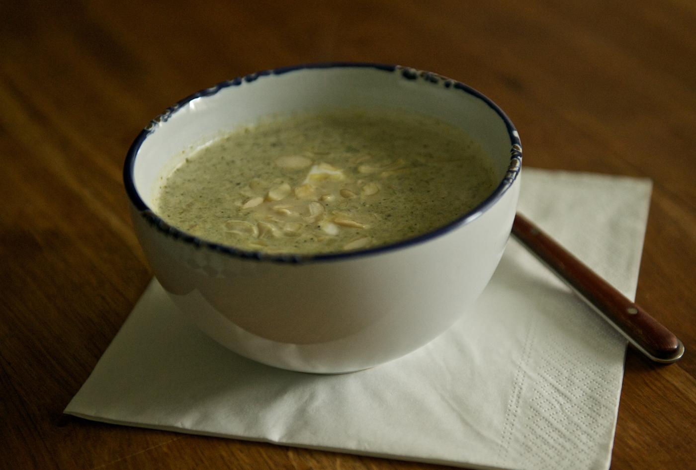 Супа от броколи