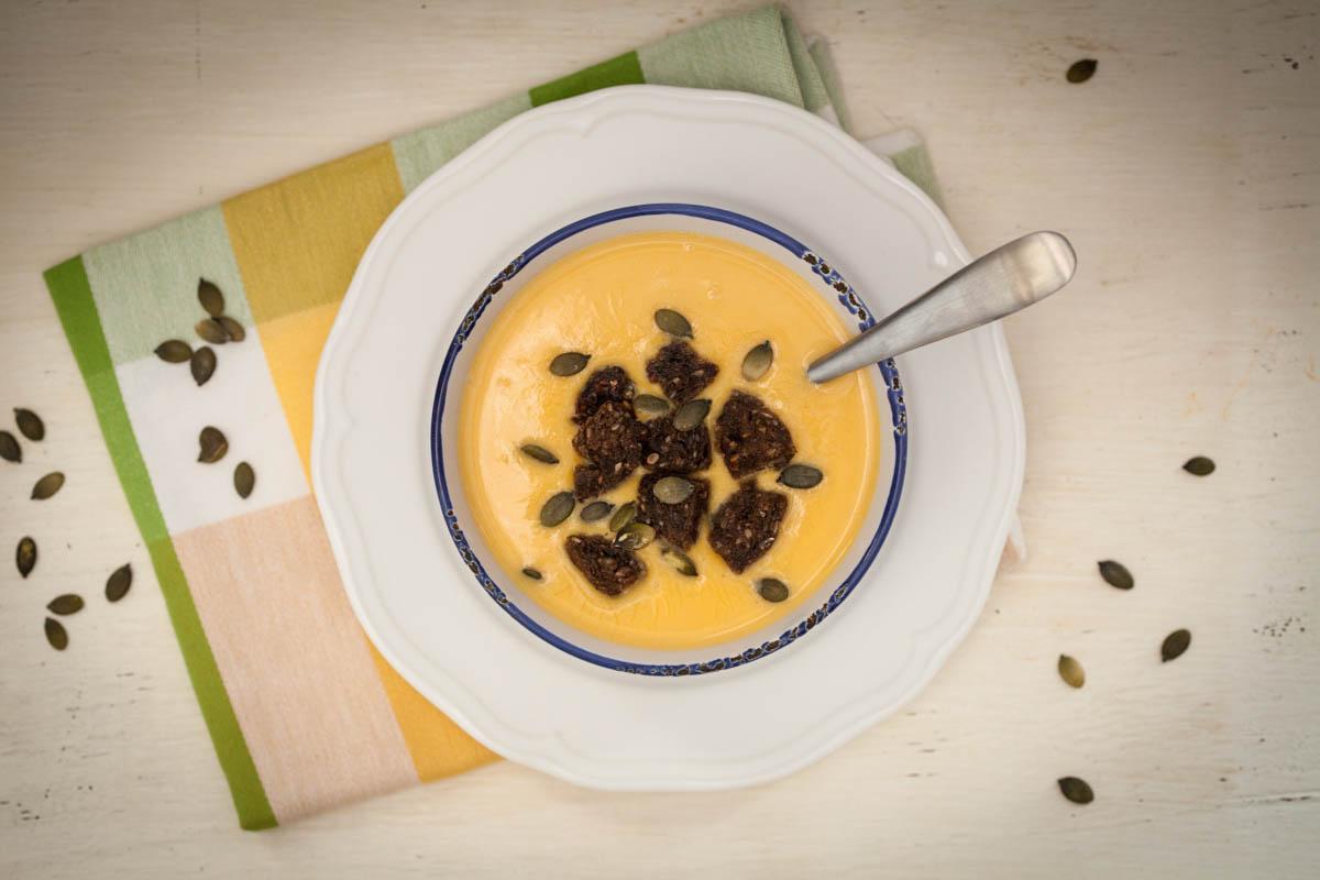 Супа с тиква