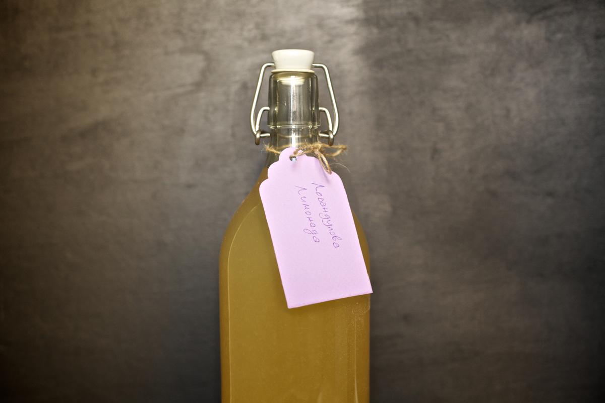 Лимонада с лавандула