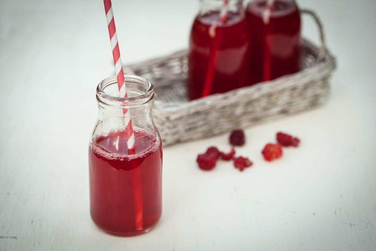 Бабин сок от малини