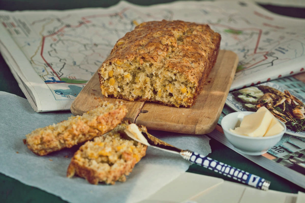 Свазилендски хляб с царевица