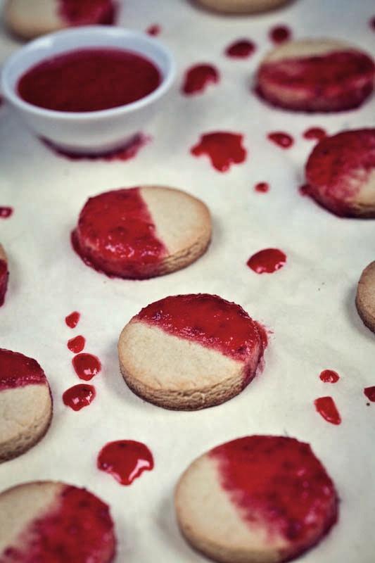 Сладки в ягодов сос