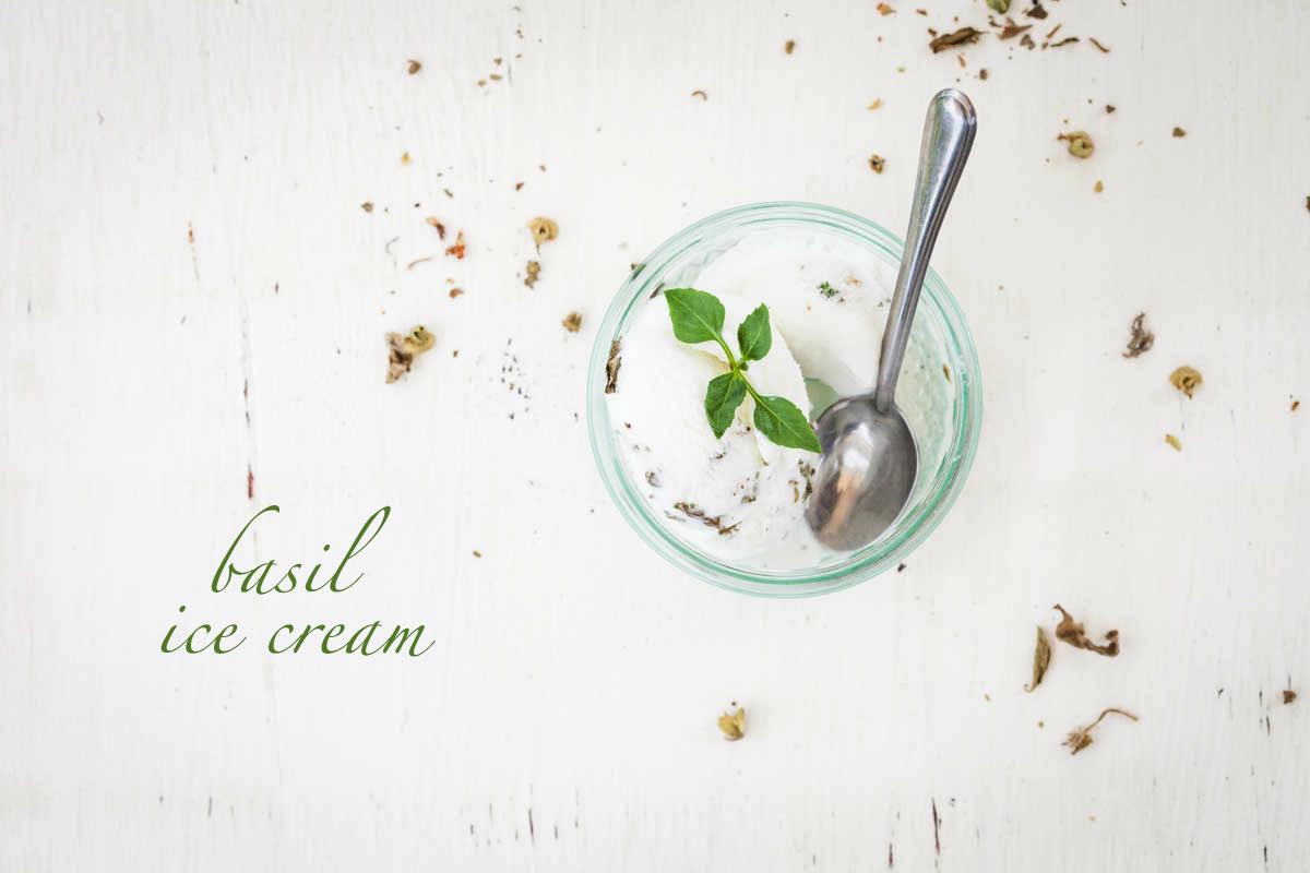 Сладолед с босилек